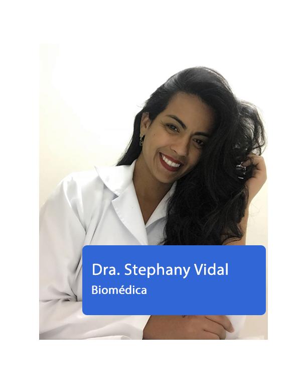 Dra. Stephany Vidal